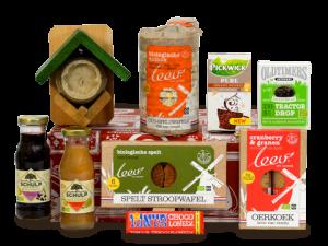 biologische kerstpakketten